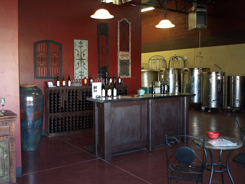 Kingman Estates Winery