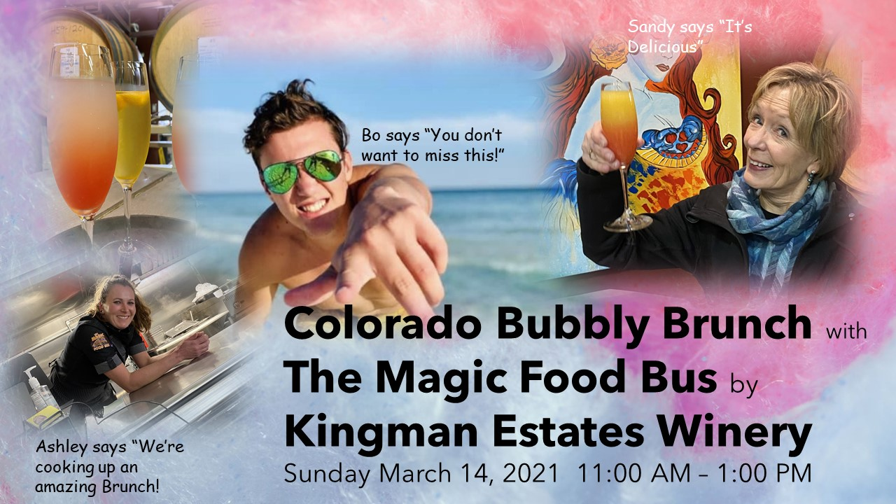 Colorado Bubbly Brunch