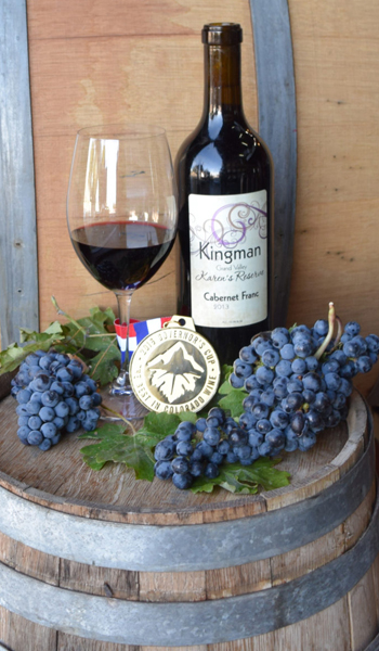 Kingman Bottled Wine Club
